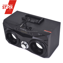 high quality audio commercial wireless speakers wireless bluetooth speaker with microphone