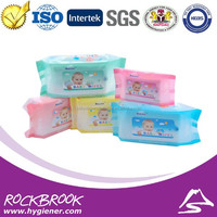 Fast Delivery Competitive Price High Quality Scent Wet Wipe Manufacturer from China
