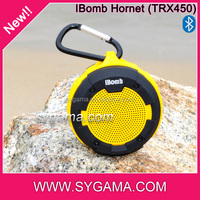 Top Selling Mini Travel Waterproof Bluetooth Mobile Speaker of Shenzhen Factory