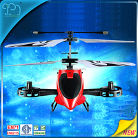 2CH Alloy Model Big Remote Control Helicopter For Sale