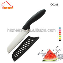 Homesen fruit ceramic knife with cover