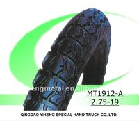 Motorcycle tyre 275-19
