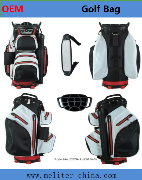 OEM newest good quality Golf stand bag