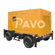 Chinese Cheap Silent Diesel Generator 313 Kva To 1000 Kva