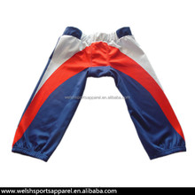 Custom Design Digital Printing Dry Fit Youth American Football Pants