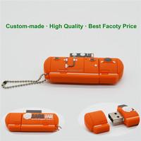 Free samples bulk 1gb custom flash memory USB flash drive from china