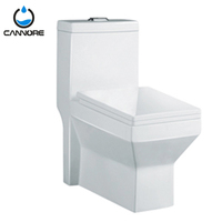 Siphonic One Piece Square Toilet Made In China