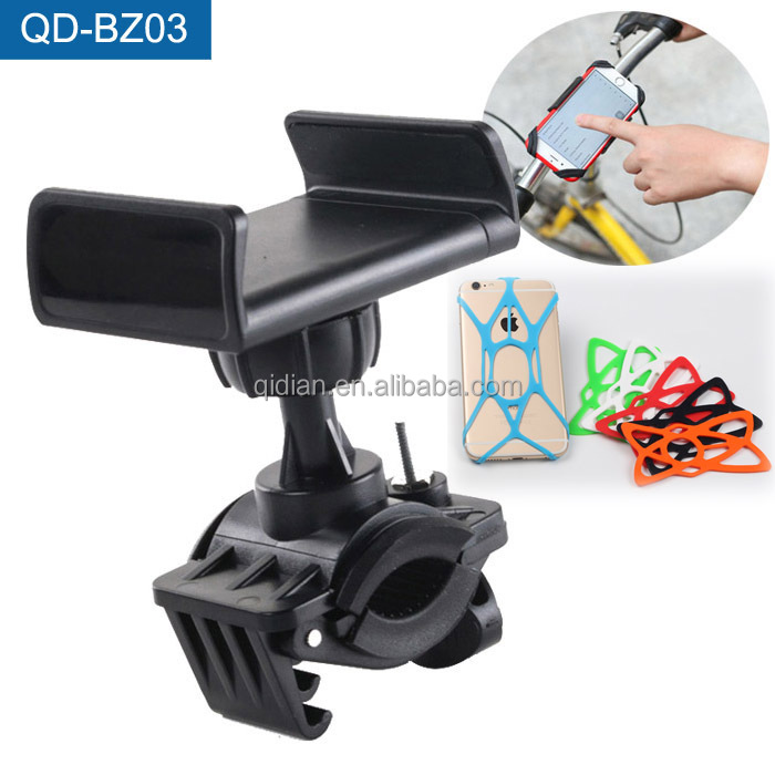 Cellphone accessories bike mobile holder Clip Bike Cup Holder for smartphone