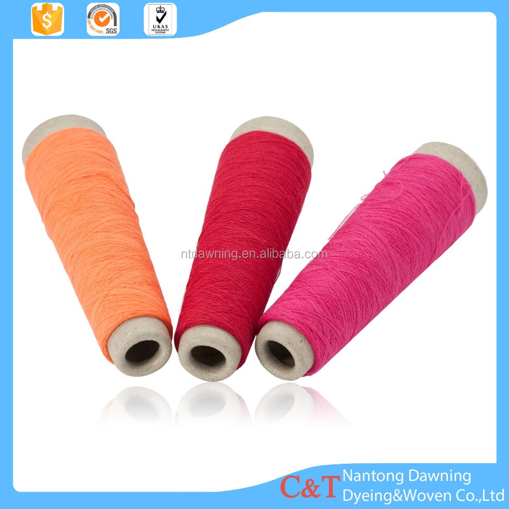High quality rayon yarn price for knitting fabric
