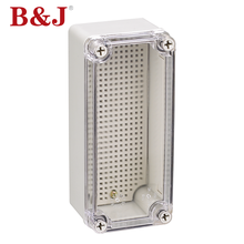 B&J OEM Weatherproof Abs Plastic Enclosure Material Electrical Junction Boxes