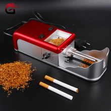 Metal DIY Cigarette Rolling Machine With Hopper