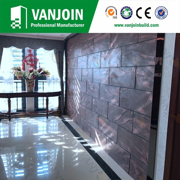 Exterior Effective Flame Retardant Wall Tiles Flexible Tiles
