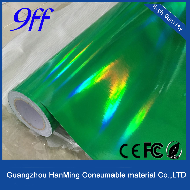 Wholesale Car decoration Full Body Vinyl Car Price stickers Holographic Foil Film