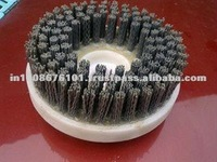 Diameter 200mm silicon carbide abrasive brush