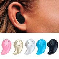 Professional S530 4.0 Stereo Bluetooth Earphone Bluetooth V4.1 Headset with Audio
