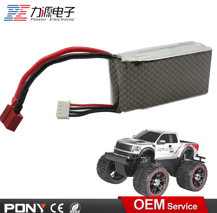 high quality rechargeable 11.1v 1500mah li-ion lithium battery for RC car