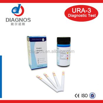Protein glucose urine test strips view protein glucose for Table 6 simulated urine protein test