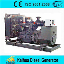 100KW shanghai diesel engine generator for south africa marketing