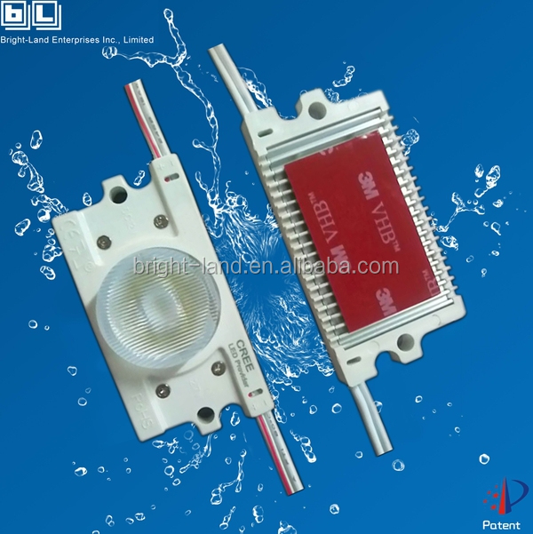 UL APPROVED/Samsung 5630 LED/led Backlight for Sign/Injection ABS Samsung led module