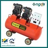 4hp 3kw 140l 2 cylinder specific oil free air compressor for sand blasting