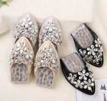 High quality ladies casual women flat ballet dress shoes