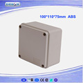 Waterproof ABS Plastic Enclosure Box, Cable Junction Box DS-AG-1010 (100*110*75)