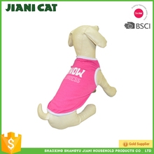 Promotional wholesale high quality pet clothing dog clothes