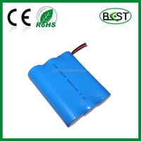 3.2V Lithium battery 4Ah 18650 for backup