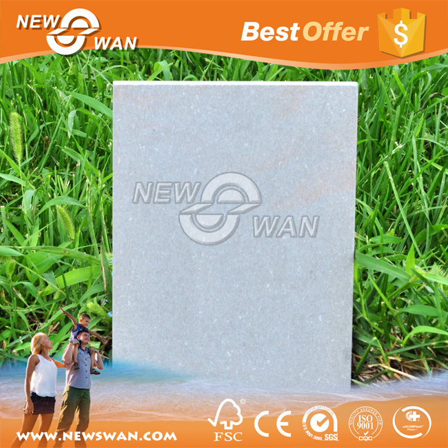 Free Asbestos 9mm Fiber Cement Board / 12mm Cement Board