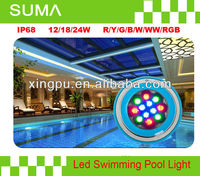 2014 New Arriver Above ground swimming pool lights,outdoor waterproof