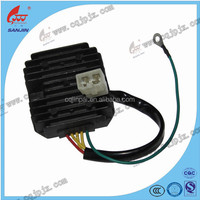 Motorcycle Electric Parts Ac Automatic Voltage Regulator China Best Avr Factory