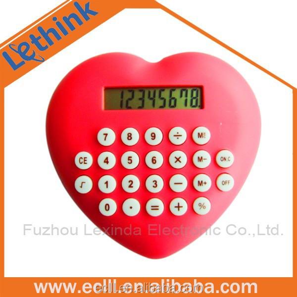 Heart shape calculator 8 digit