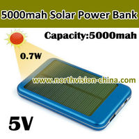 5000mah Portable External Cell Phone Chargers Power Bank with Galaxy / Smart Phones