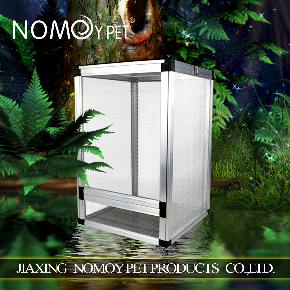 Nomo hot selling manufacturer handmade bird amphibian cage accessories