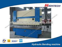 WC67Y-80/2500 manual bending machine