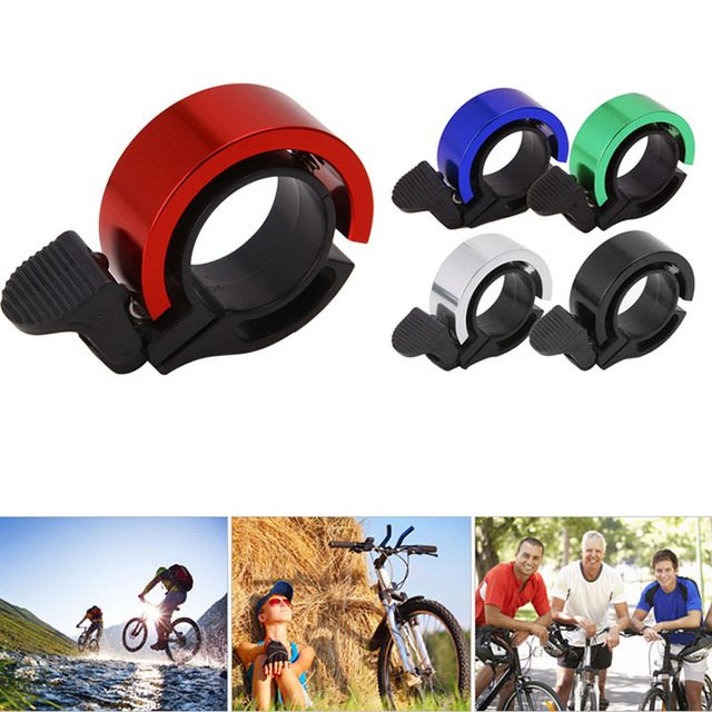 Hot sell bicycle bell wonderful lound bike horn cycling handlebar alarm ring bicycle bell