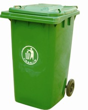 Industrial recycling garbage bin for sale