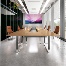 U Shape Modern Luxury Conference Room Meeting Table Design Conference Table