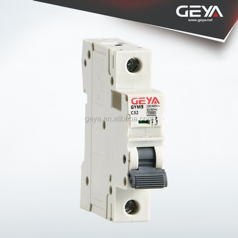 Zhejiang Factory OEM high quality mcb 32 amp circuit breaker with CE certificate