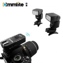Commlite Top Quality Wireless Flash Trigger For Nikon Canon Olympus Pentax