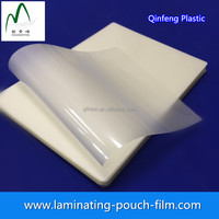 Glossy Type High Quality Hot Seal Laminating Pouch Film 75micron a4 Size