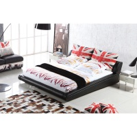 Elegant luxury cheap platform bed frame 2014