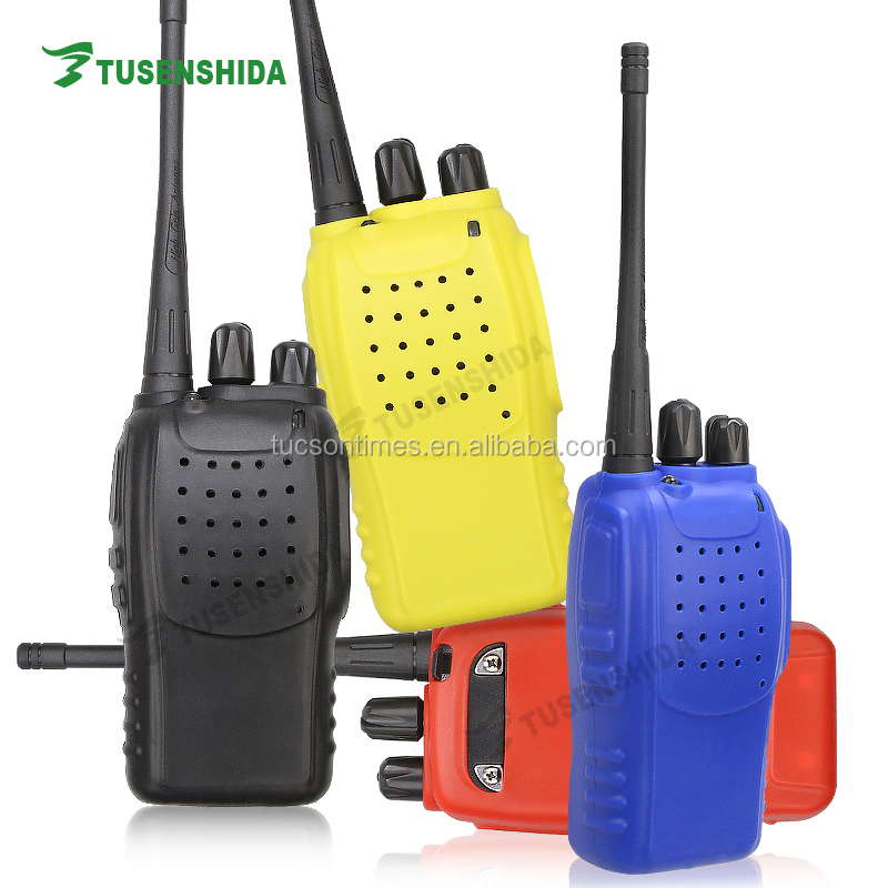 Baofeng Two Way Radio BF-888S Used Rubber Case