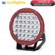 Salable !! New Designed car accessories 160w LED Work light 8inch 160W LED Driving Light 160w led Headlight for 4X4 offroad boat