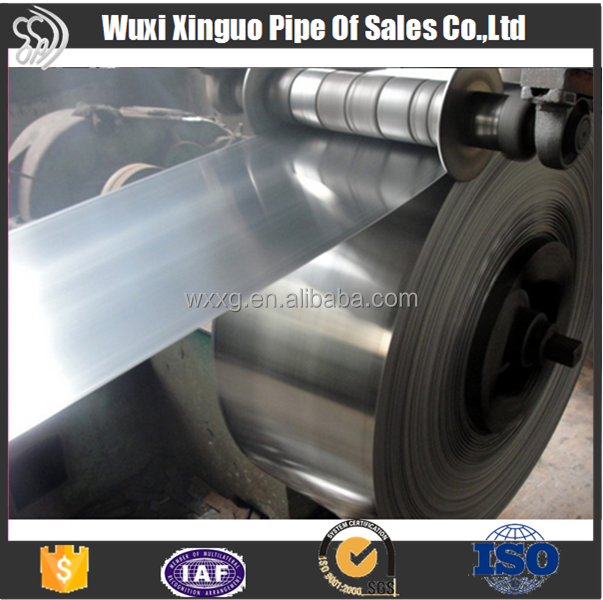 Sus 304 Sus 409 Low Carbon Stainless Steel Coil