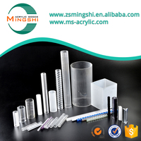 High grade multi color acrylic tube
