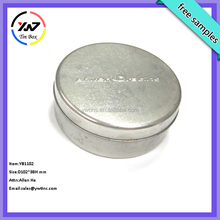 Wholesale Round Multifunction Small Parts Storage Tin Box