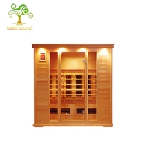 Luxury Far Infrared Sauna Cabin Health Care Sauna