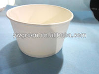 biodegradable paper soup container souffle paper baking cups small compostable food grade scoop paper cup