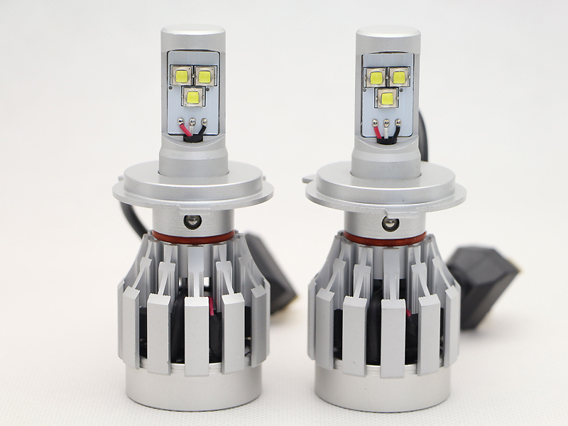 Manufacture Of Led H4 Light All In One Led Headlight 30w